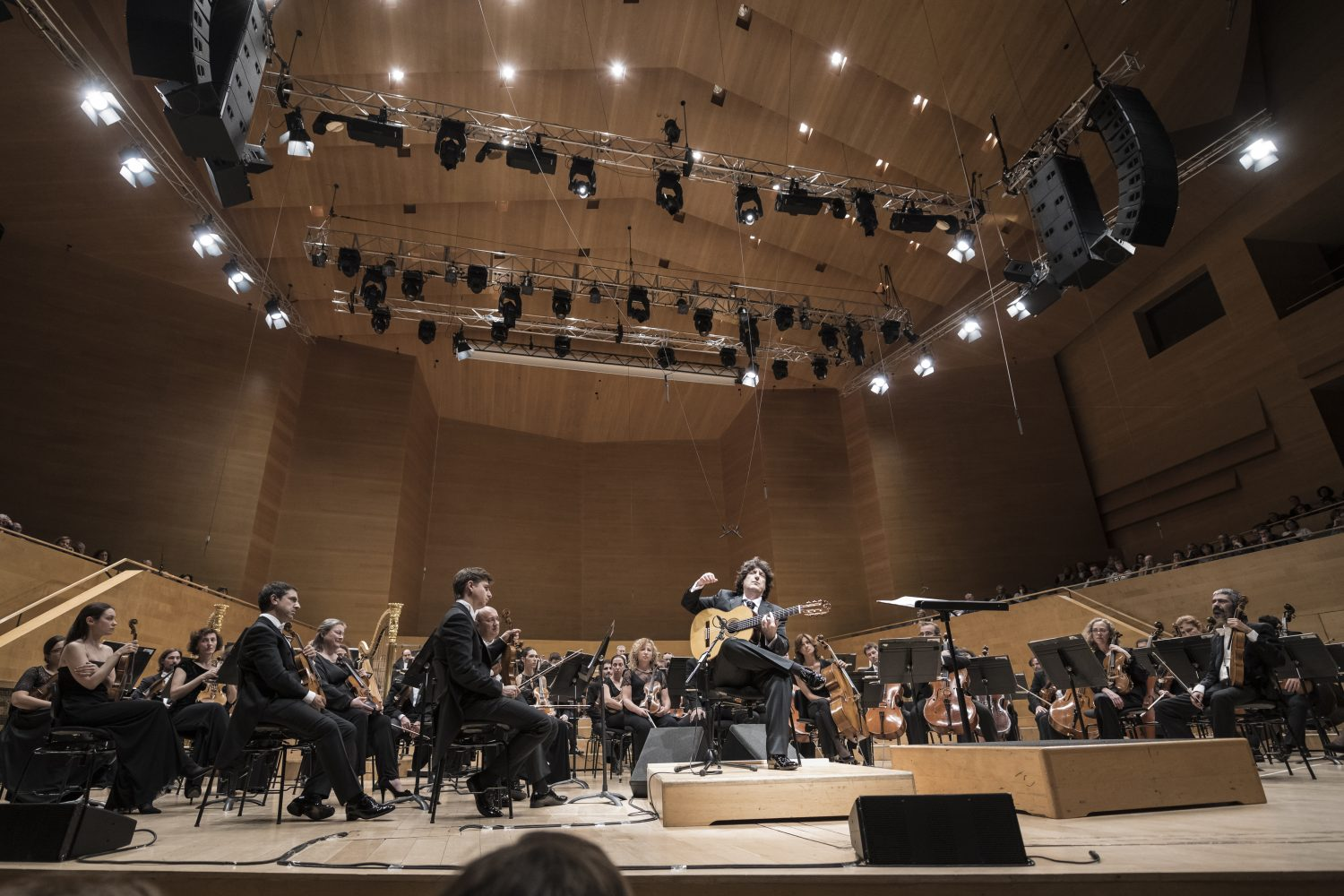 Cañizares & The OBC Orchestra